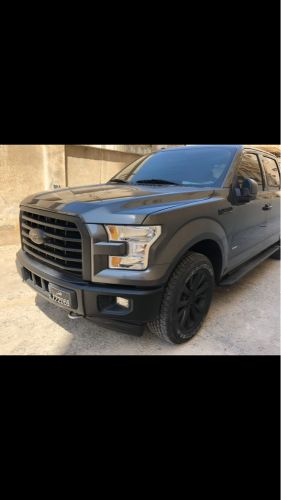 Ford F150 Company paint
