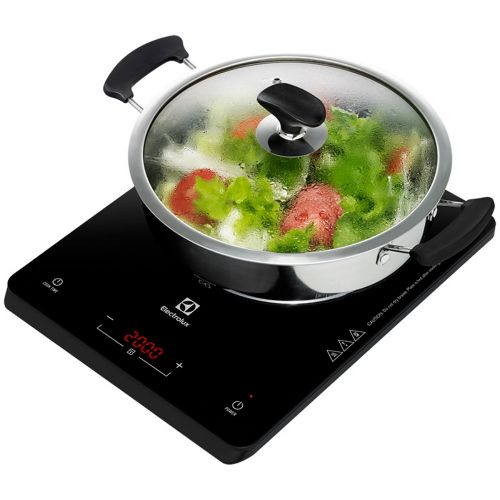 electrolux portable induction cooker