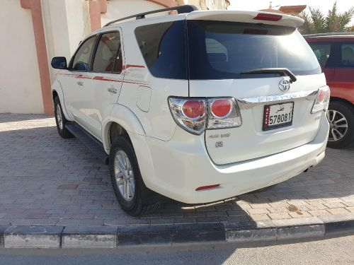 Toyota fortuner for Sale (excellent condition)