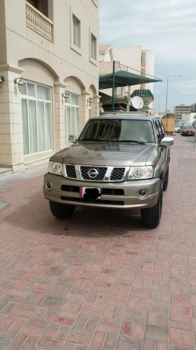 NISSAN PATROL SAFARI 2009 FOR SALE
