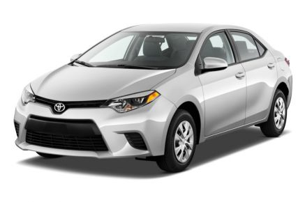 LOOKING FOR YARIS or COROLLA 2015