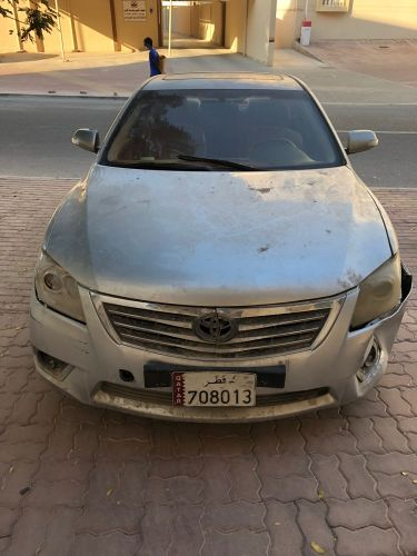 toyota aurion stalled for sale