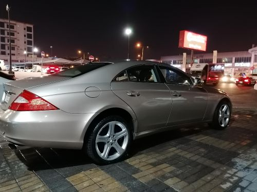 Mercedes cls 500 for sale