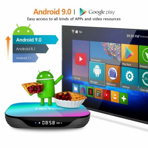 Android Tv box / 1 Year iptv subscribtion
