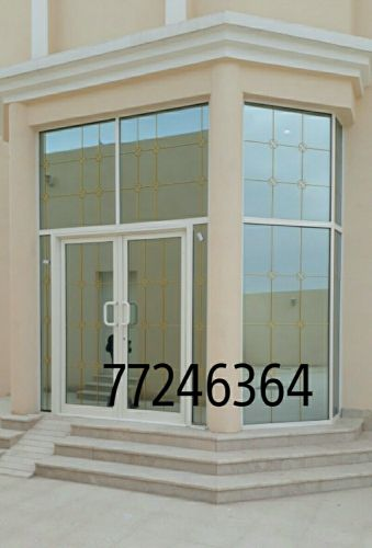Glass-Aluminium Works & Maintenance Functions Etc.