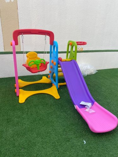 beby swing and sliding