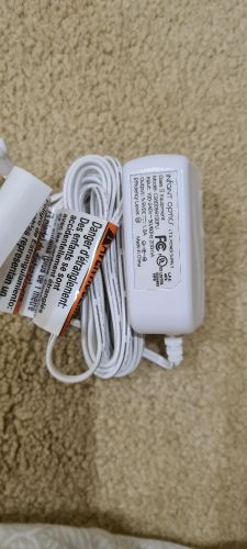 Original Charger Adapter for Infant DXR-8 baby monitor syste