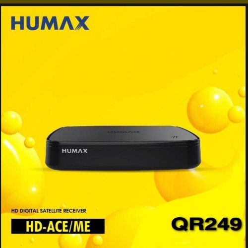 Humax HD Ace Made In Thailand.