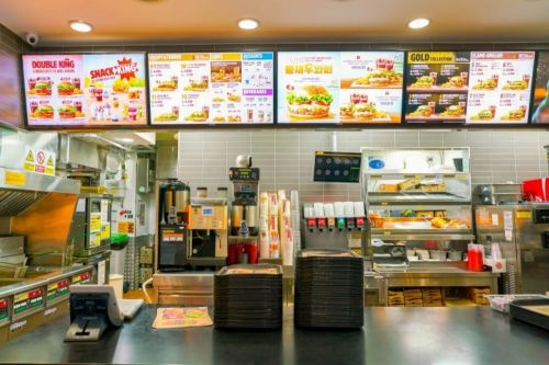 Investor for a fast food restaurant