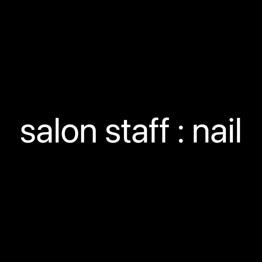 nail staff for salon