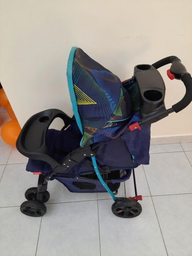stroller, Bicycle , baby swing chair, baby chair and Sterili