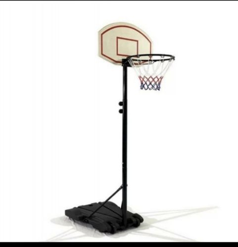Large basketball stand for kids