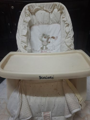 baby walker and baby chair