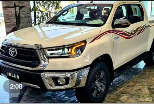 for sale hilux 2021