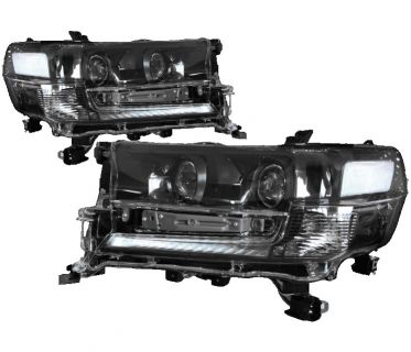 Landcruiser Headlight 16-20