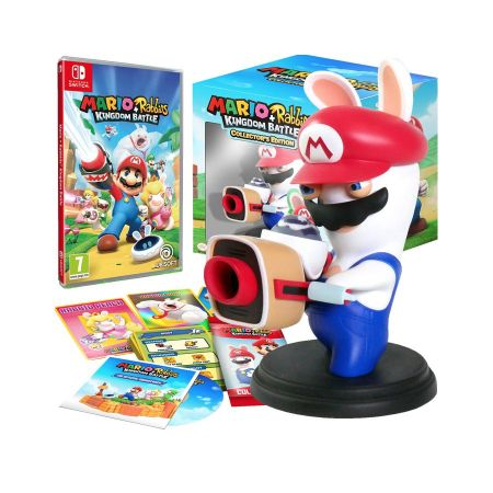 switch limited edition Mario game