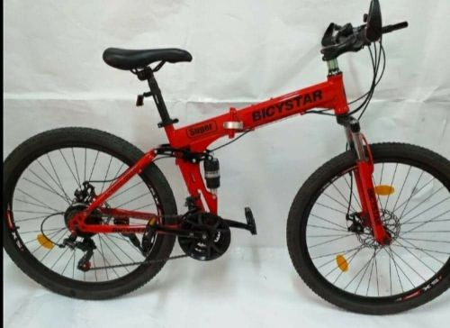 Folding Bicycle New 26 inch