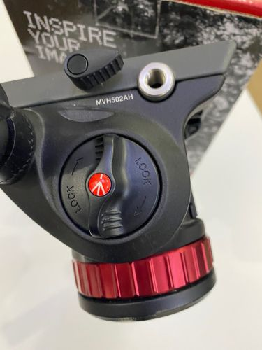 manfrotto 502 fluid head