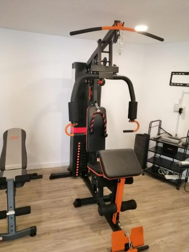 Multifunctional gym new as