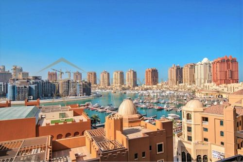 2Bedroom with Marina view