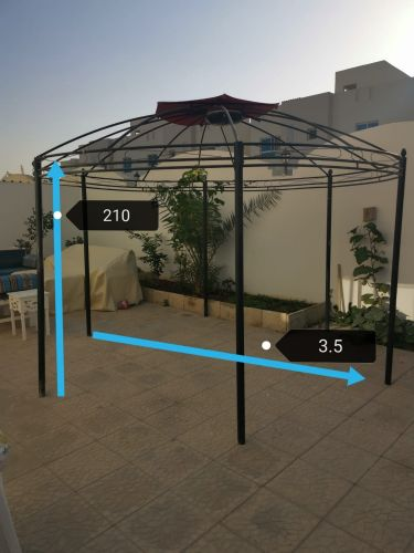 tent stand