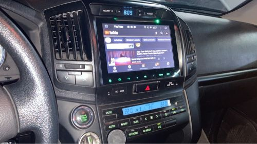 Land Cruiser Android System