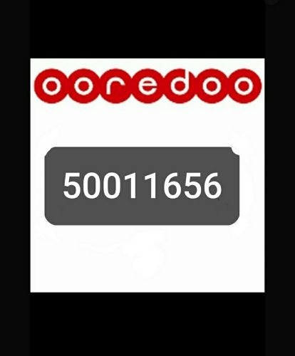 Ooredoo Mobile Number for Sale