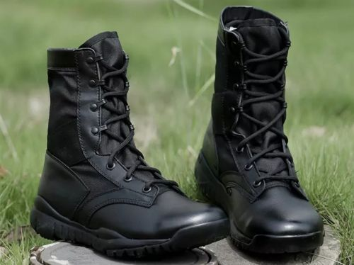 militray shoes