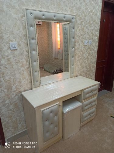 brand new doha bed and dressing