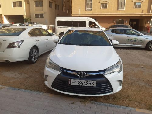 clean Camry 2017