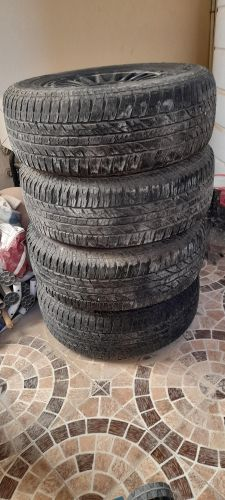 tyres and disk