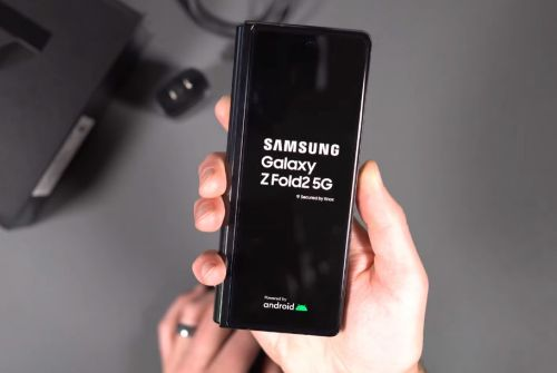 Samsung Galaxy fold 2. Two years Extended warranty