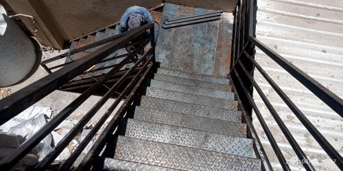 car parking Pakistani welding work and stairs mazneen