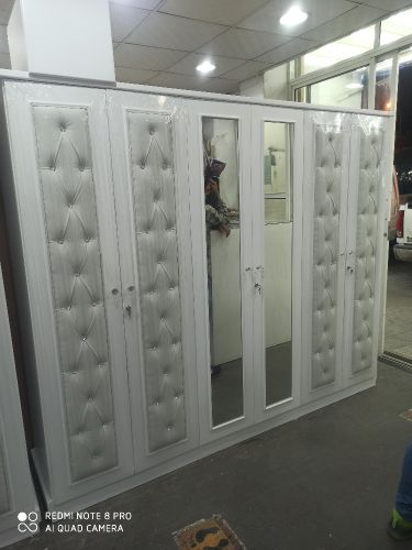 Doha bed and cupboard available for sale