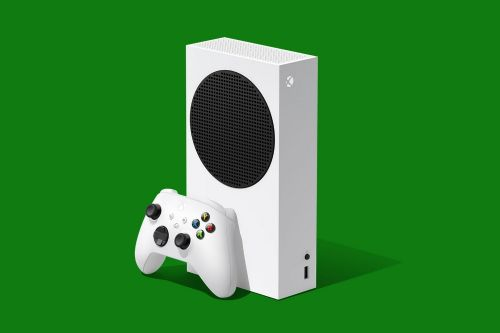 looking for xbox series S