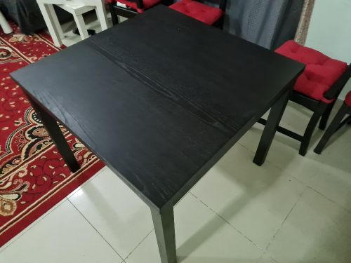 IKEA extendable dinning table only