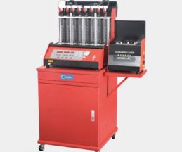 FUEL INJECTOR TESTER AND CLEANER
