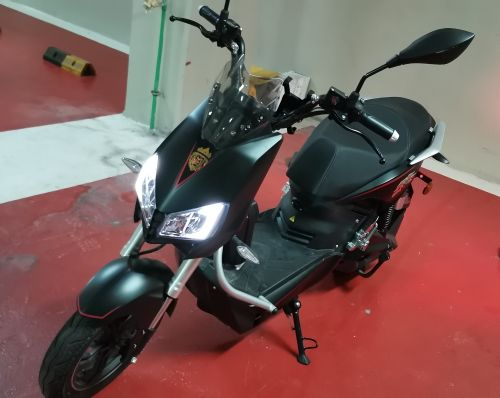 Electric Scooter Thunder, warranty till Feb 2022
