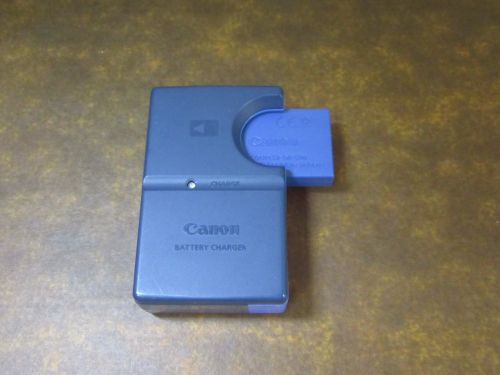 Canon CB-2LS charger and battery