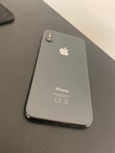 iPhone XS grey color 64GB