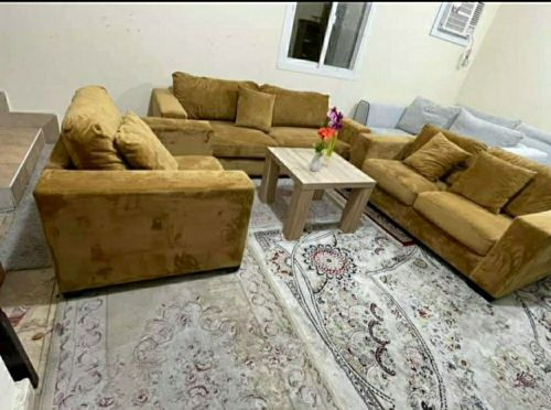 FOR SALE 6 SEATER SOFA SET