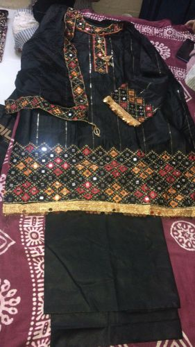 Indian embroidery dress