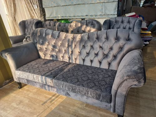 new sofa ready for sale