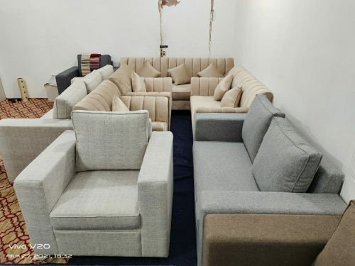 very new full sofa set ready for sell