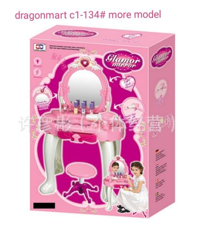 Play house dressing table toy