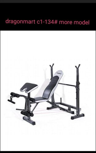 Weight bench dumbbell fitness