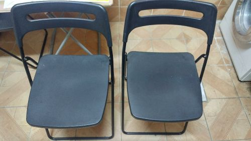 (SOLD) 4 chairs + kitchen items