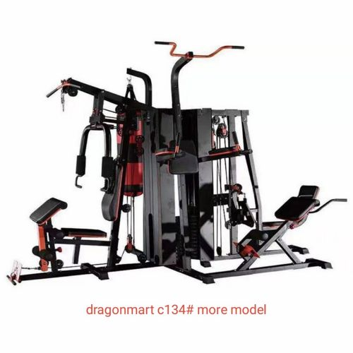 home gym Five-person station with