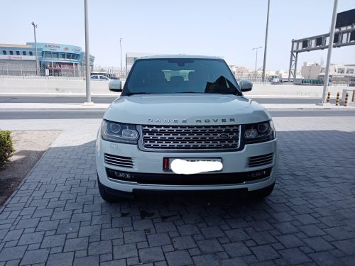 Range Rover Supercharged 2015