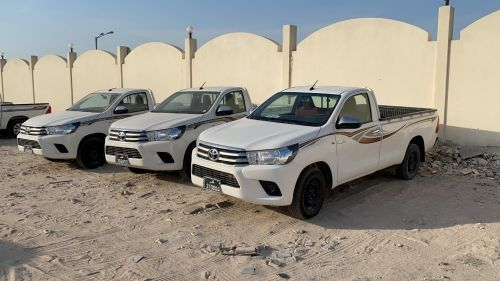 for sale  Toyota hilux model 2017 and 2019